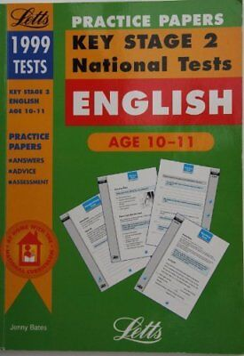 KS2 National Tests English (At Home with the National Curriculum)-John Lisle