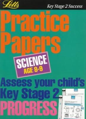 **OP**KS2 Practice Papers: Science 8-9: Age 8-9 (Key Stage 2 practice papers)-