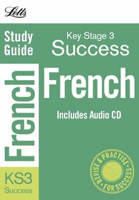 French (inc. Audio CD): Study Guide (Letts Key Stage 3 Success)-Julie Adams
