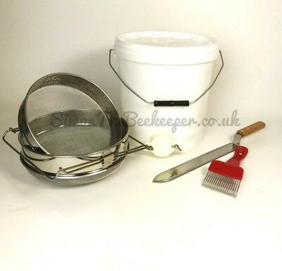 Beekeeping Honey Tank & Uncapping Accessories- ALL SIZES