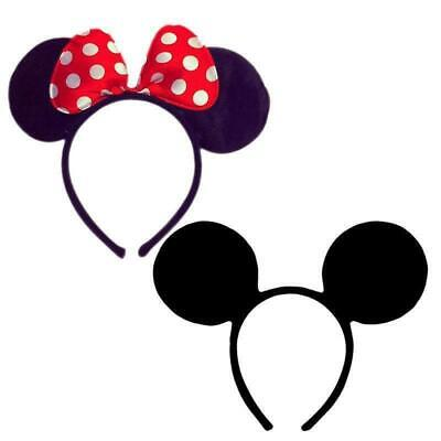 Mouse Ears Headband Fancy Dress Hen Night Party