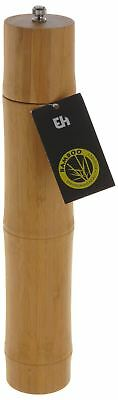 31cm Wooden Bamboo Environmentally Friendly Large Salt Pepper Grinder Mill