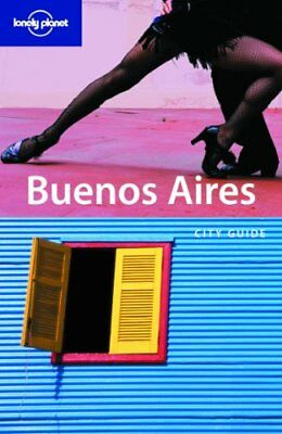 Buenos Aires (Lonely Planet City Guides)-Sandra Bao,et al.