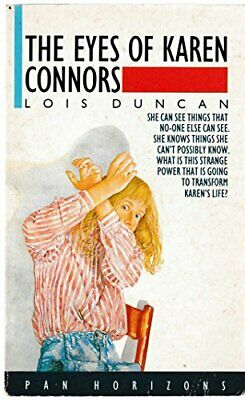 The Eyes of Karen Connors (Horizons), Lois Duncan, Used; Good Book