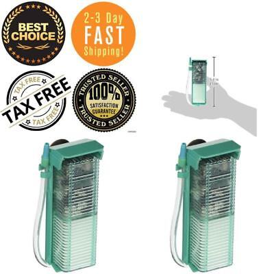Aquarium Filter Compatible With Any Air Pump Up To  5 Gallons Small Shape Size
