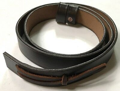 Pre Wwi British Martini-Henry Rifle Leather Carry Sling