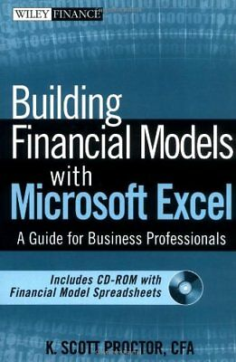 Building Financial Models with Microsoft Excel: A Guide for Business Professi.