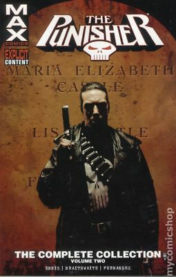 Punisher Max TPB (2016- Marvel) The Complete Collection 2-REP 2017 NM