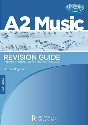 EDEXCEL A2 Music Revision Guide-Alistair Wightman, 9781780380650