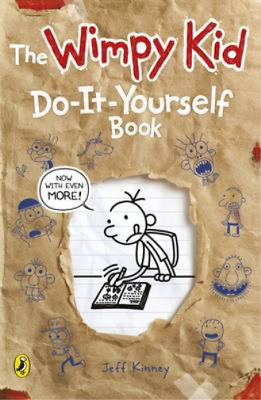 Do-it-yourself Book, Kinney, Jeff, Used; Good Book
