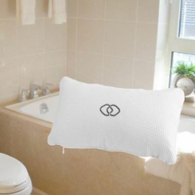 Protection Anti-slip Bathtub Pillow Inflatable Mat Shower Cushion Suction Cups