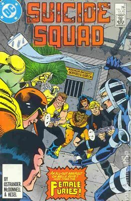 Suicide Squad (1st Series) #3 1987 FN Stock Image