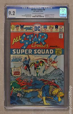 All Star Comics #58 1976 CGC 9.2 0211790002