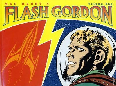 Flash Gordon TPB (Dark Horse) By Mac Raboy #1-1ST 2003 VG Stock Image Low Grade
