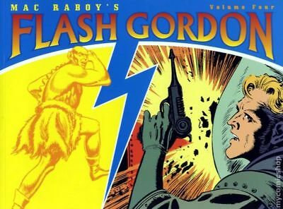 Flash Gordon TPB (Dark Horse) By Mac Raboy #4-1ST 2003 VG Stock Image Low Grade