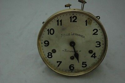 Victorian H.a.c Wall Clock Movement For Spares/restore.