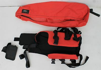 RESCUE & MEDICAL 87017 Spinal Extrication Emergency Splint Unit Kit Pack