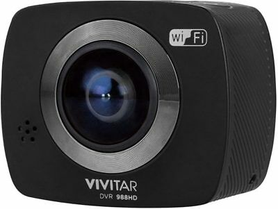 Vivitar DVR 988HD 360 4K Ultra HD Action Cam with built in Wifi