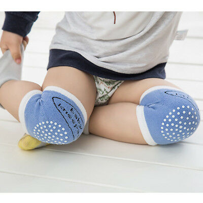 Kids Baby Toddler Infant Knee Pad Protector Safety Crawling Elbow Cushion Nice