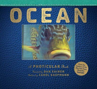 Ocean A Photicular Book by Dan Kainen 9780761180517 (Hardback, 2014)