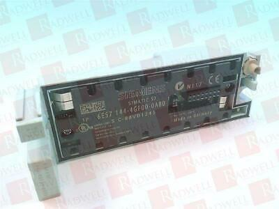 Siemens 6Es7144-4Gf00-0Ab0 / 6Es71444Gf000Ab0 (Used Tested Cleaned)