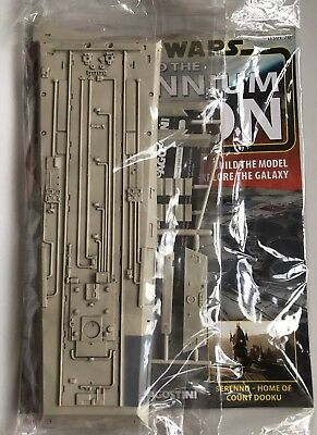 DEAGOSTINI STAR WARS BUILD THE MILLENNIUM FALCON Issue 70 - Upper Hull Part
