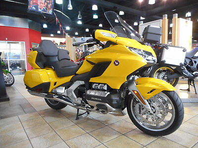 "2018 Honda Gold Wing  NEW 2018 Honda GL1800 Gold Wing Tour Automatic DCT ""HR Signature Series"""
