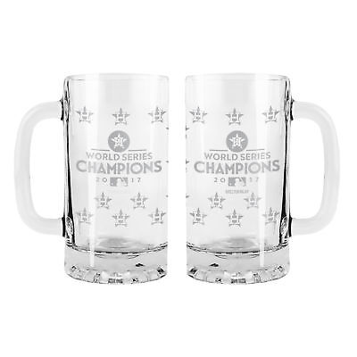 Houston Astros 2017 World Series Champions Official 16 Oz