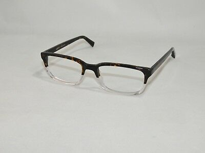 Authentic Warby Parker Seymour 203 Tortoise Eyeglass Frame 53/19/145 NEW
