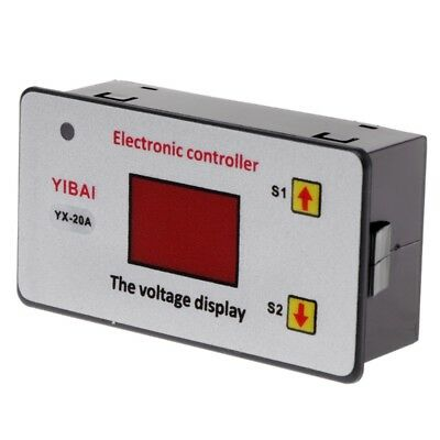 DC 12V Battery Low Voltage Cut off Switch On Protection Undervoltage Controller