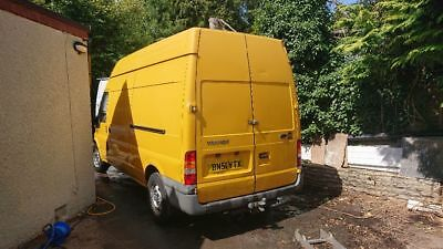 Ford transit 125 T350 lwb high top (spares or repair)