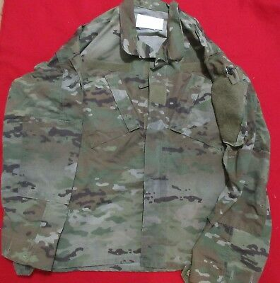 Army Ocp Multicam Uniform Jacket Shirt  Issue Insect Treated  Excellent