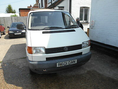 Vw Transporter Van T4 1.9 D 1998 Mot March 2019