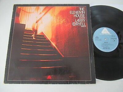 The Eleventh House Featuring Larry Coryell/aspects  Lp 1976 Arista 1C 062-97 823