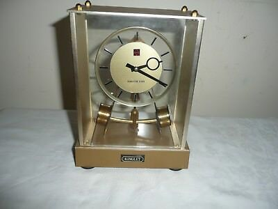 Rare, Vintage Kinglet Transistor Anniversary Clock, Made in Japan.Good Condition