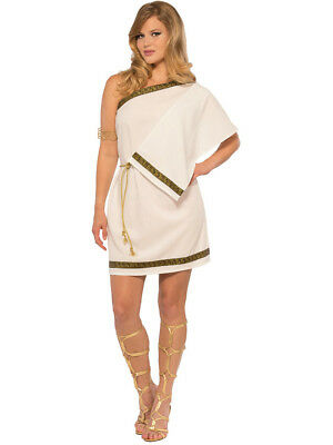 Women's Ancient Greek Mythology Goddess Gown Costume Large 4-10