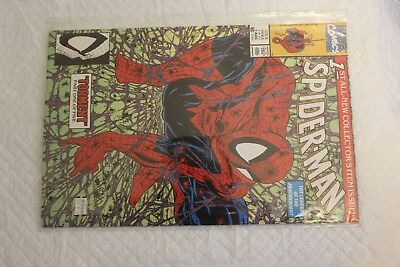 1st all new collectors item issue Spider-man Legend of the Arachknight