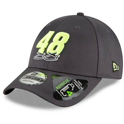 the latest 379f7 3a651 New Era Jimmie Johnson Graphite Repreve 9FORTY Snapback Adjustable Hat