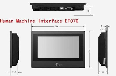 In Stock New & Original ET070 Kinco eView HMI Touch Screen