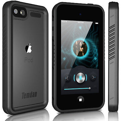 Shock/Waterproof Case Screen Protector For Apple iPod Touch 5 6 (5th/6th) Gen