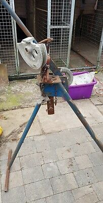 Record Tube / Conduit / Pipe Bender model 226