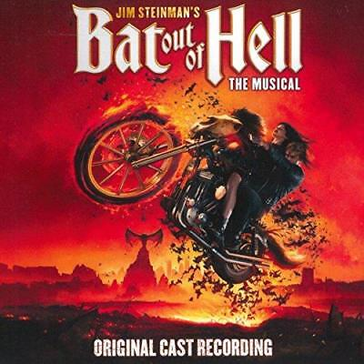 Jim Steinman's Bat Out Of Hell: The Musical - Original Cast Recording (NEW 2CD)
