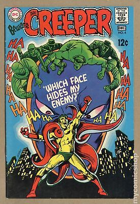 Beware the Creeper (1st Series) #4 1968 FN- 5.5