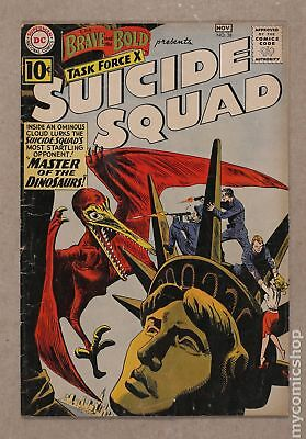 Brave and the Bold (1st Series DC) #38 1961 GD/VG 3.0