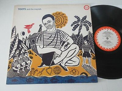 Toots And The Maytals/reggae Greats -(Serie)-  Lp 1985 Island Irg 1