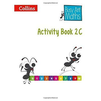 Busy Ant Maths - Year 2 Activity Book 2C - Paperback NEW Nicola Morgan ( 2014-06
