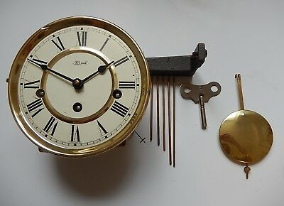 Franz Hermle Westminster Chiming Wall Clock Movement Complete 2818