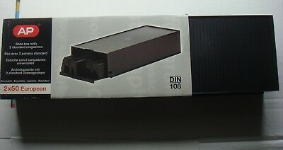 AP Slide Box 2 x 50 European