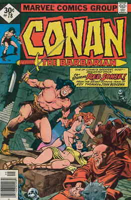 Conan the Barbarian #78 FN; Marvel | save on shipping - details inside