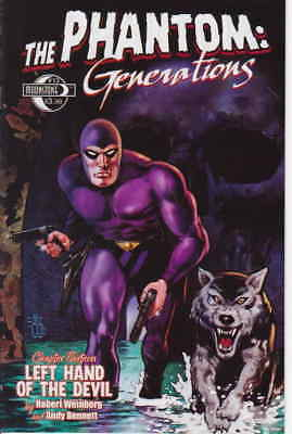 Phantom Generations, The #13 VF/NM; Moonstone | save on shipping - details insid